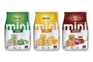 Η Agrino λανσάρει mini ρυζογκοφρέτες…
